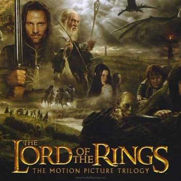 Lord of the Rings - Trilogy 27x40 Movie Poster (2003)
