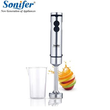 700W 5 speed high quality electric food hand blender stainless steel mixer kitchen detachable egg beater vegetable Sonifer