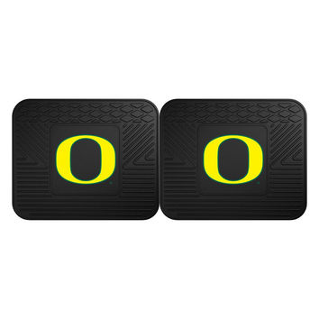 Oregon Ducks NCAA Utility Mat (14x17)(2 Pack)