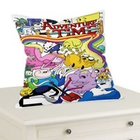 """New Adventure Time Fiona Decorative Throw Pillow Case Cushion 16 """"18"""" 20"""" Cover"""