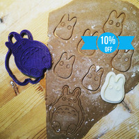 Studio Ghibli - Totoro Collection (Set) cookie cutters