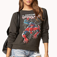 The Amazing Spider-Man™ Raglan Sweatshirt
