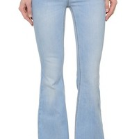 Stella McCartney The Short '70s Flare Jeans