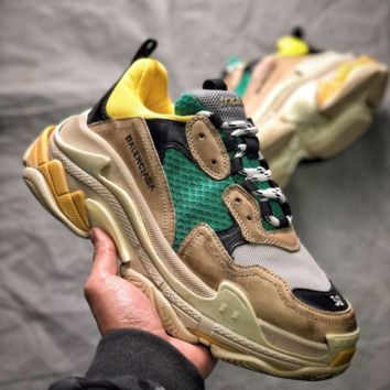 Balenciaga Triple S, Size 8/8.5 UK, Brand New