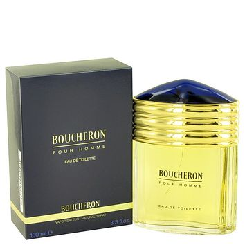 Boucheron Eau De Toilette Spray By Boucheron For Men