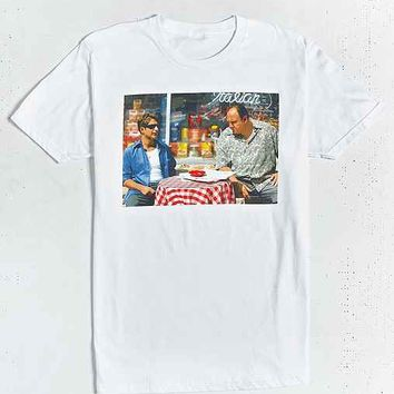 Sopranos Cigarette Break Tee