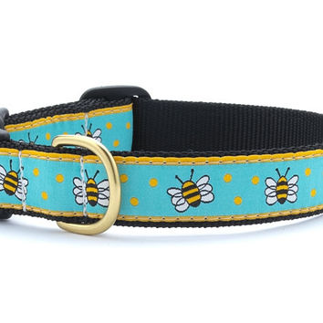 Bee Dog Collar