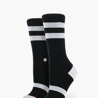 Stance Black Bird Everyday Tomboy Athletic Womens Socks Black One Size For Women 25911010001
