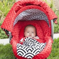 Solomon Carseat Canopy Whole Caboodle, Carseat Cover