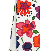 Kate Spade Festive Floral Kitchen Towel Multi ONE