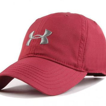 LMOFN1 Perfect Under Armour Women Men Sport Baseball Cap Hat Sunhat