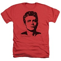 James Dean James Dean Mens Heather Shirt