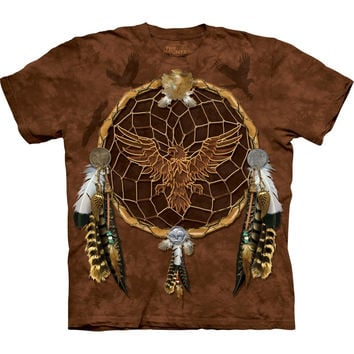 Eagle Dream Catcher T-Shirt