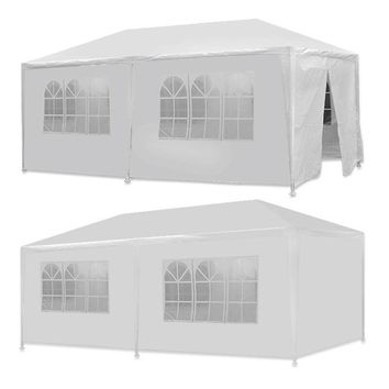 10'x20' Outdoor Party Wedding Patio Tent Canopy Heavy duty Gazebo Pavilion Event