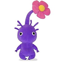 "Pikmin 2 Plush - 7"" Purple Flower"