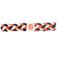 Detroit Tigers MLB Braided Head Band 6 Braid