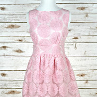 The Easter Dress - Pink