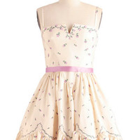 Betsey Johnson It's a Toss-Up Dress | Mod Retro Vintage Dresses | ModCloth.com