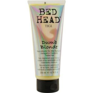 ONETOW BED HEAD by Tigi DUMB BLONDE RECONSTRUCTOR 6.7 OZ