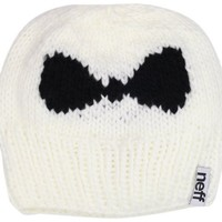 Chick&Stylish - neff Women's Jackie Beanie Hat, White, One Size
