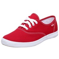 Keds Women's Champion Original Canvas Sneaker, Red,11 M US