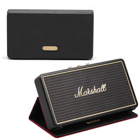 Marshall: Stockwell Bluetooth Speaker And Case - Black