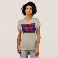 Heart of our faith and hope: The name Jesus! T-Shirt