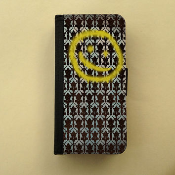 I am sherlocked wallpaper Samsung Galaxy S3 S4 case cover wallet, iPhone 4/5/5S wallet case, book style, Galaxy S4 flip case - BBC