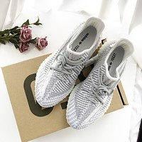 Adidas Yeezy Boost 350 V2 Static Sneaker