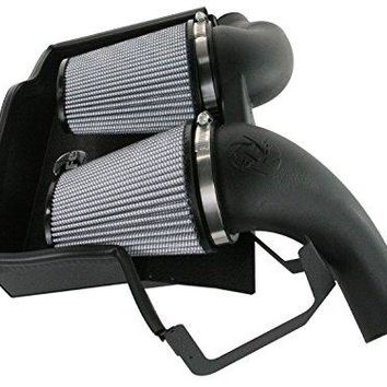 aFe Power Magnum FORCE 51-11472 BMW 335i (E90/92/93) Performance Intake System (Dry, 3-Layer Filter)