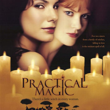 Practical Magic 11x17 Movie Poster (1998)