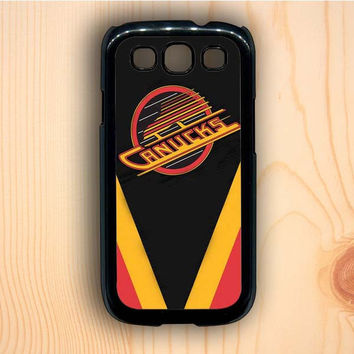 Dream colorful Vancouver Canucks Hockey Samsung Galaxy S3 Case