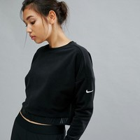Nike Training Polar Sweat In Black at asos.com