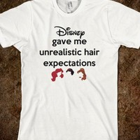 Princess Expectations Tee - Pop Culture Tees & Tanks