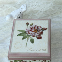 Floral Stationery Cards , Blank Greeting Cards Boxed , All Occasion Note Cards , Pretty Boxed Stationery , Blank Note Card Set