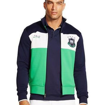 Polo Ralph Lauren Fleece Track Jacket