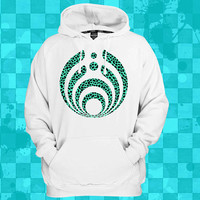 Bassnectar Mint Leopard  crewneck hoodie for men and women