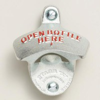 Bar Accessories - Bottle Openers, Cocktail Shakers | World Market