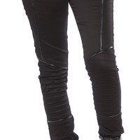 CHEMICAL BLACK JENNA PANTS BLACK