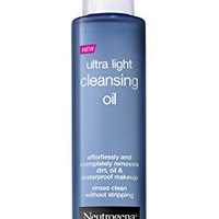 Neutrogena Ultra-Light Cleansing Oil, 4.5 Fluid Ounce