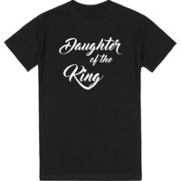 Daughter of the King Christianity shirt