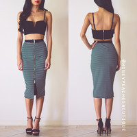 The One For Me Midi Skirt