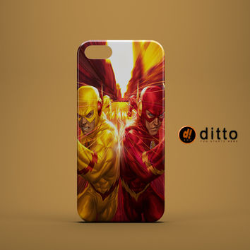 The Flash Professor Zoom Race Custom Case for iPhone 6 6 Plus iPhone 5 5s 5c GalaxyS 3 4 & 5 6 and Note 3 4 5