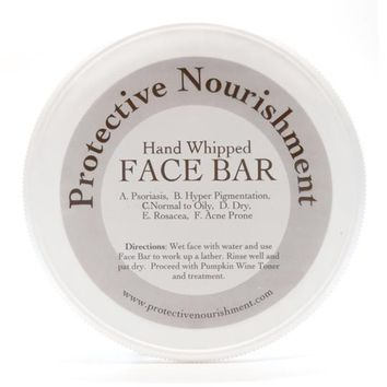 Whipped Face Bar - Clean, Refresh and Renew