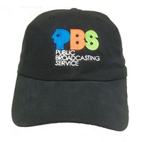 PBS Retro Baseball Cap