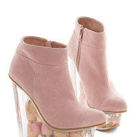 Jeffrey Campbell Statement Stride Bright, Stride Far Wedge