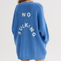 Lazy Oaf No Sulking Cardigan - Jumpers - Categories - Womens