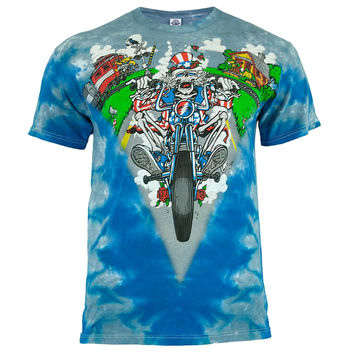 Grateful Dead - Moto Sam V-Dye T-Shirt