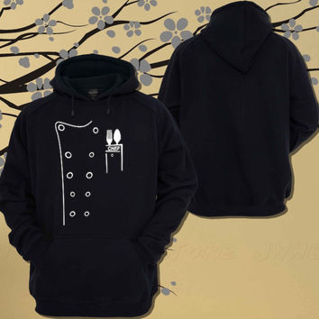 Chef Hoodie.Sweater.Jumper - Size Unisex Hoodie - For Women,Men