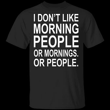 Morning People T-Shirt